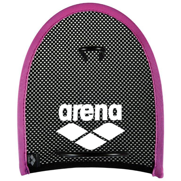 arena Flex Hand Paddles - pink/black