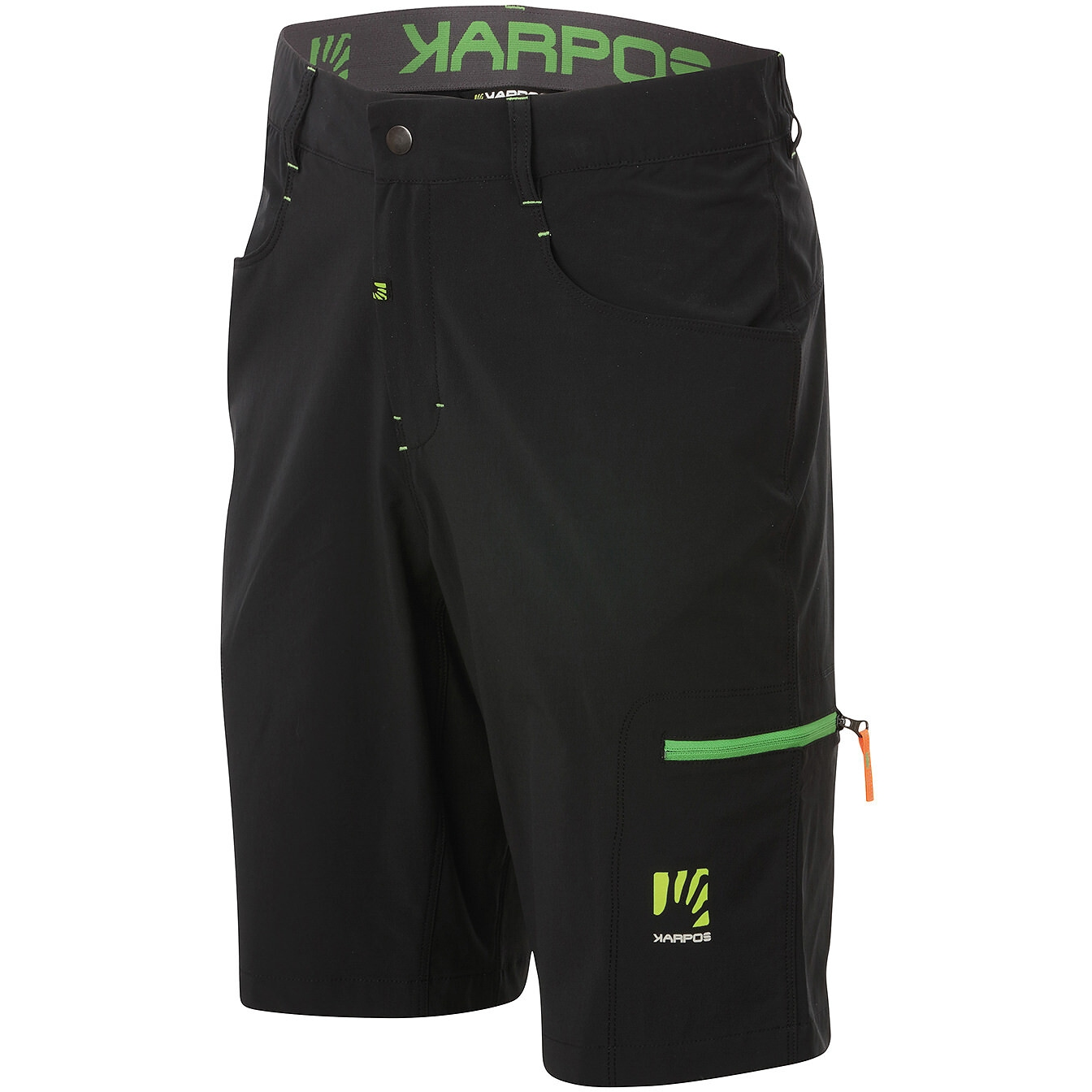 Karpos Fantasia Bermuda Shorts - black