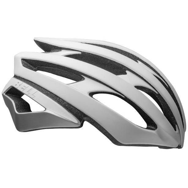 Bell Stratus MIPS Helmet - matte/gloss white/silver