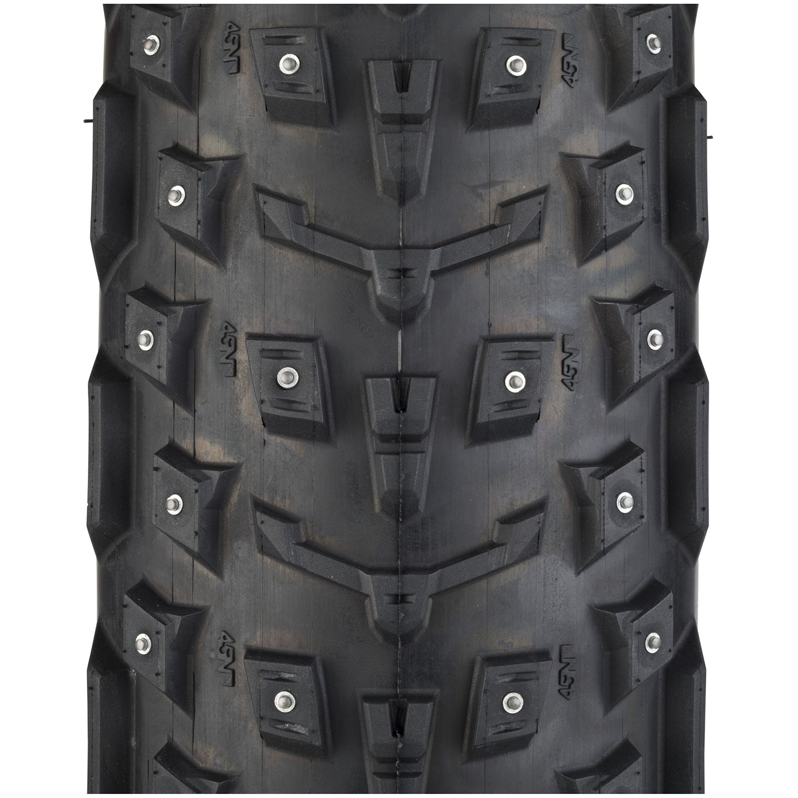 Imagen de 45NRTH Dillinger 4 Fatbike Folding Tire with 252 Studs - Tubeless Ready - 27.5x4.0 Inches - 60TPI