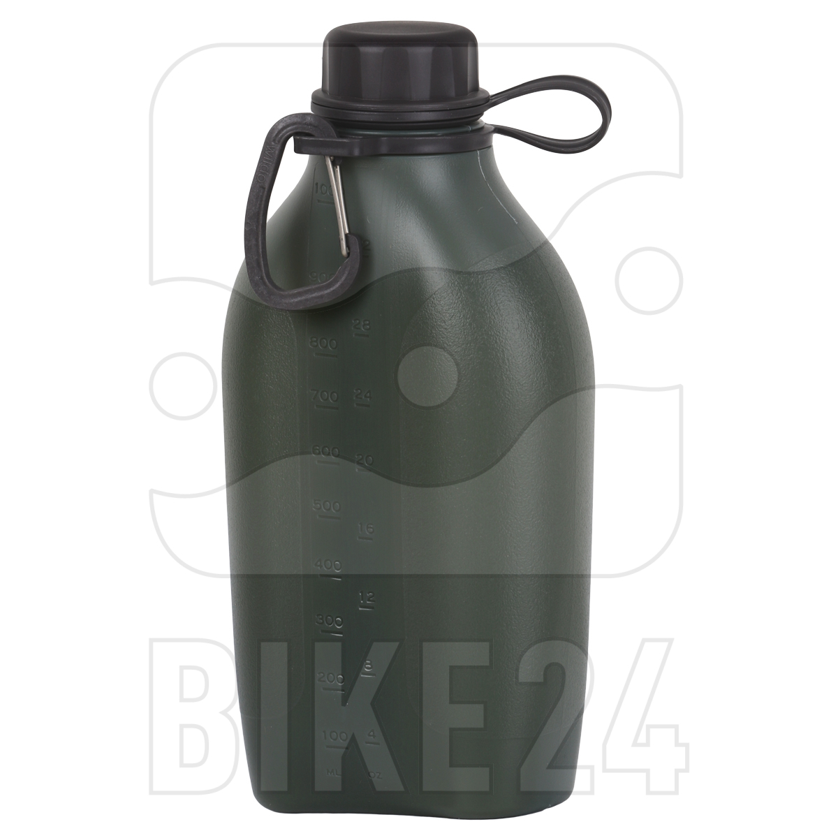 Wildo Explorer Bottle 1L - Trinkflasche - olive