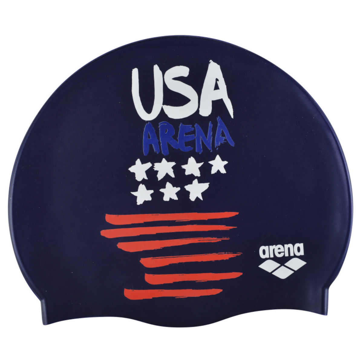 arena Flags Silicone Cap - USA