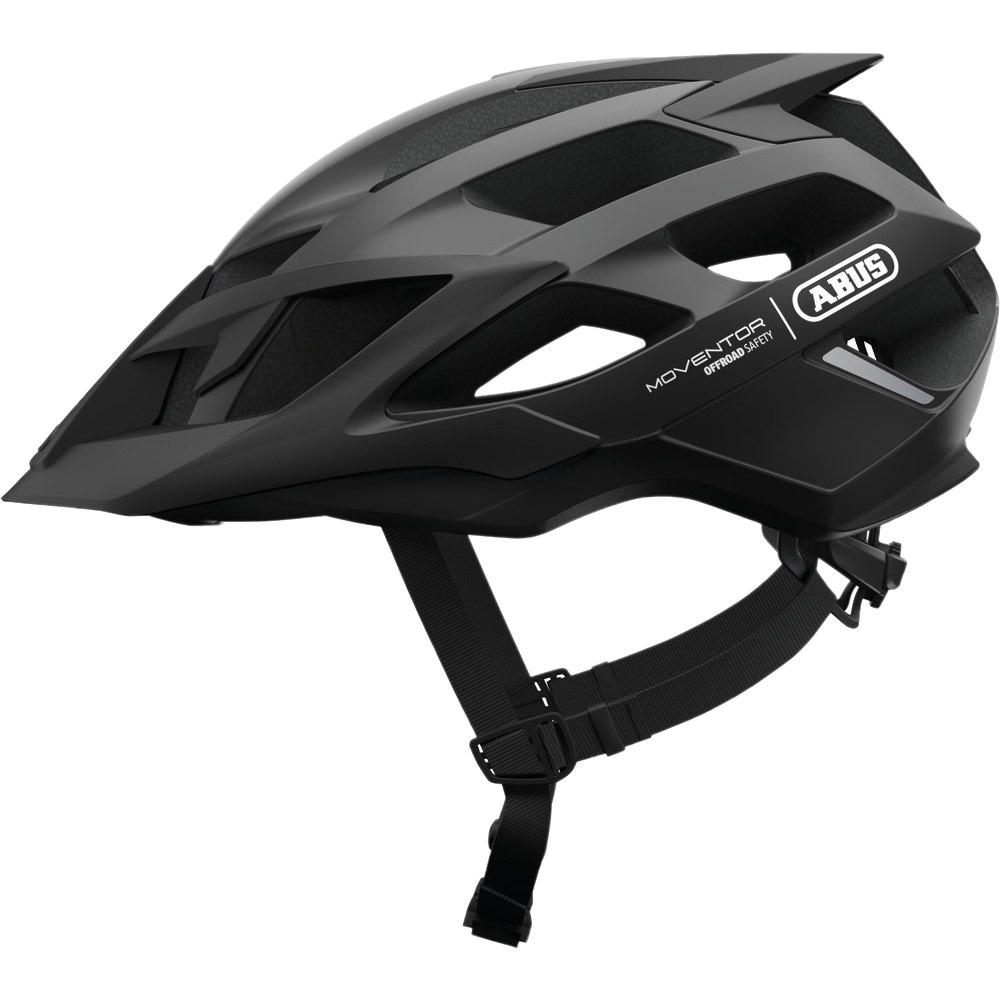 ABUS Moventor Helmet - velvet black