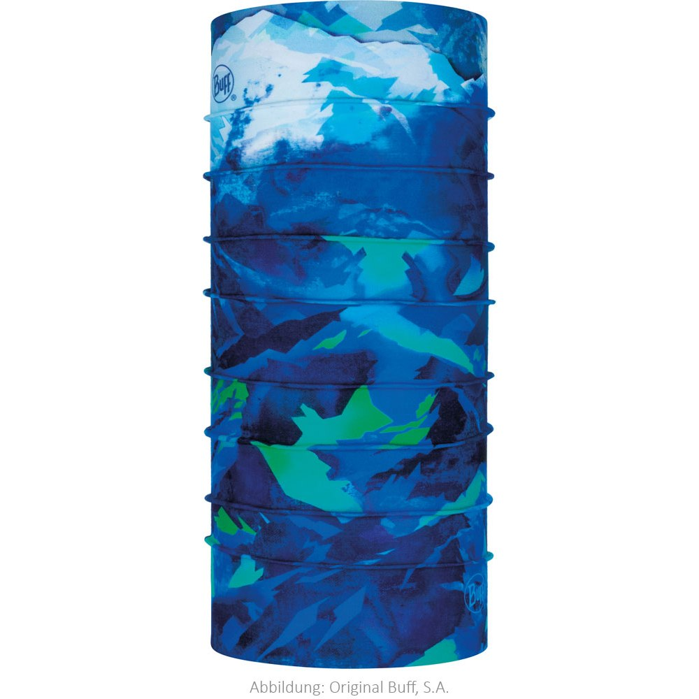 Buff® Original Multifunctional Cloth Junior - High Mountain Blue