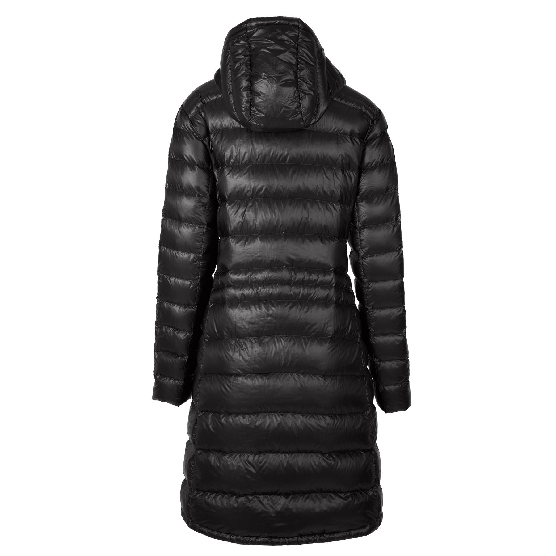 Image of Yeti Women's Faith Ultra Lightweight Down Coat - black