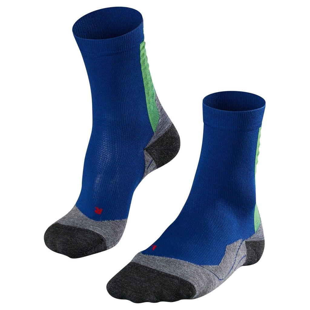Image of Falke Men Achilles Socks - athletic blue