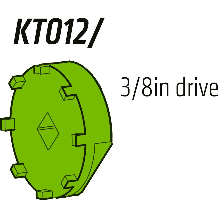 Cannondale KT012/X Si Lockring Tool for KP021/
