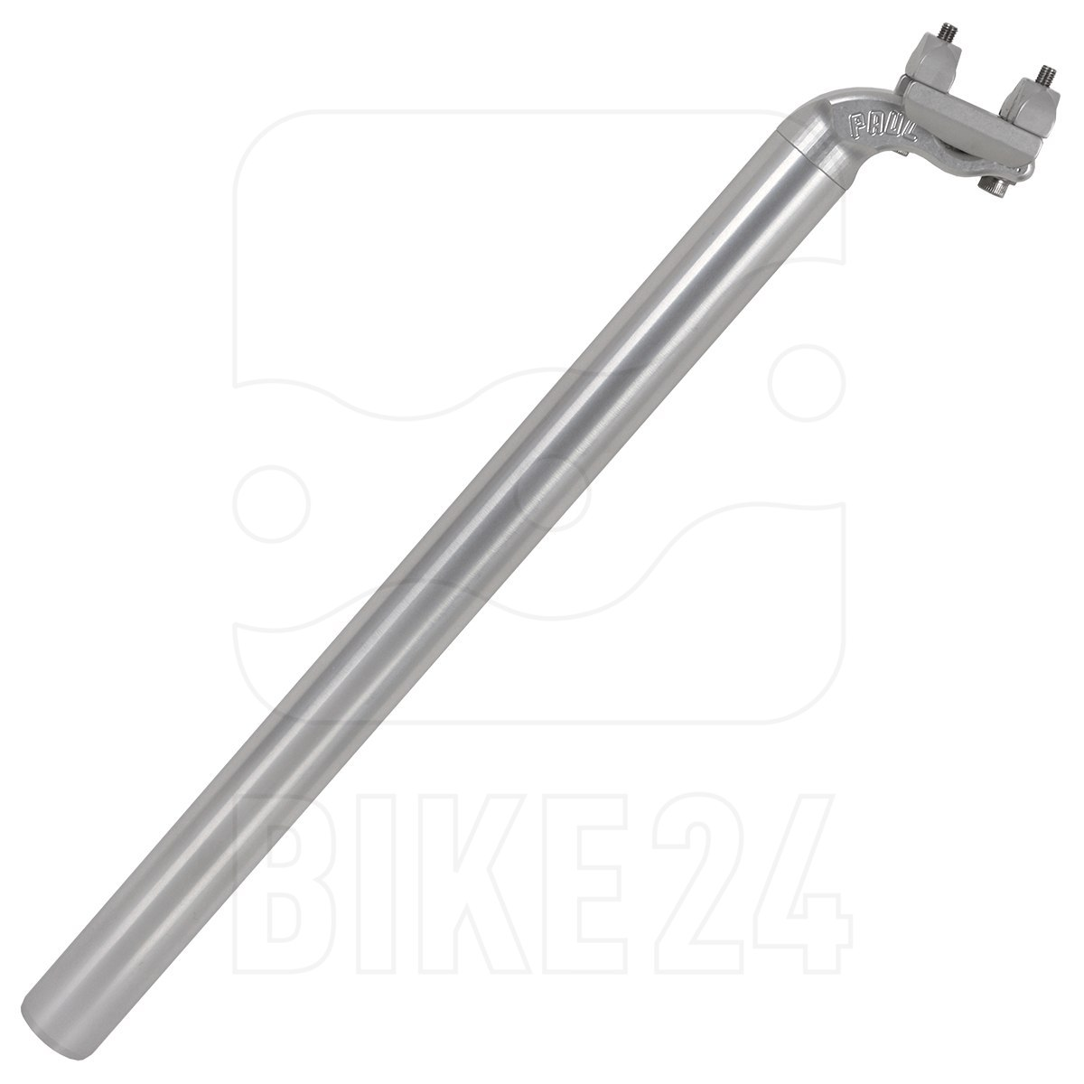 Paul Component Tall & Handsome Seatpost - 27.2mm - silver