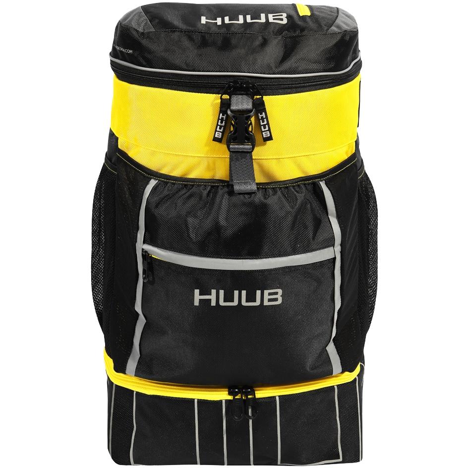 Produktbild von HUUB Design Transition II Rucksack - fluo gelb