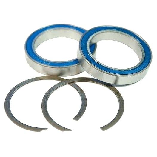 Bild von Wheels Manufacturing BB30 ABEC 3 Lager/Sprengring Kit für SRAM DUB Kurbeln - BB42-86.5-DUB