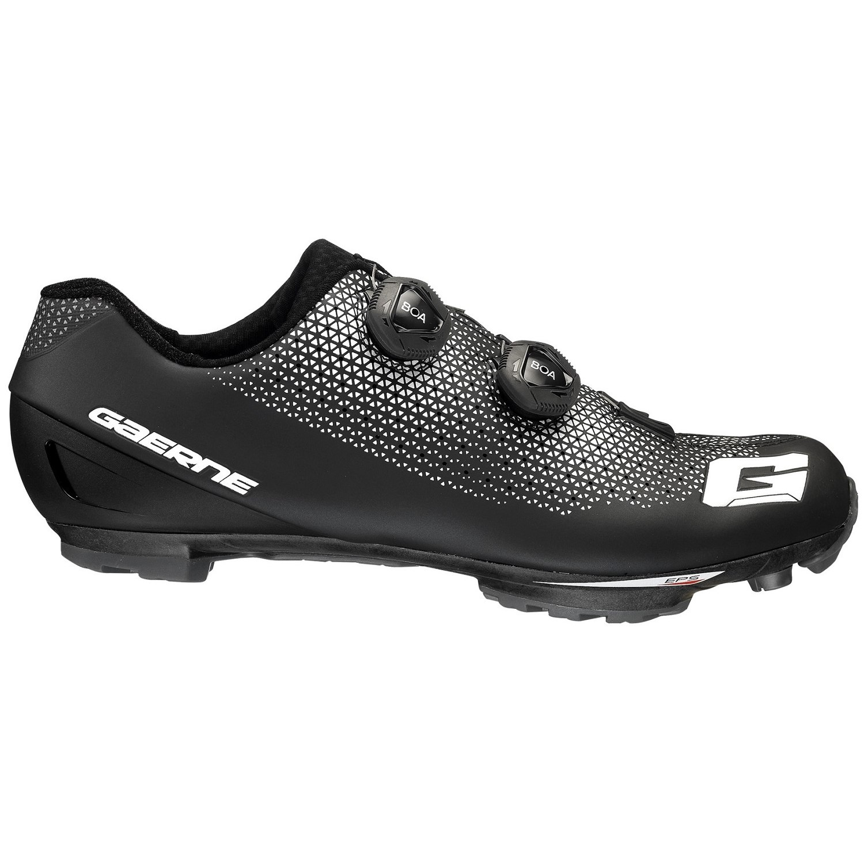 Gaerne Carbon G.KOBRA MTB Shoe - Black/White
