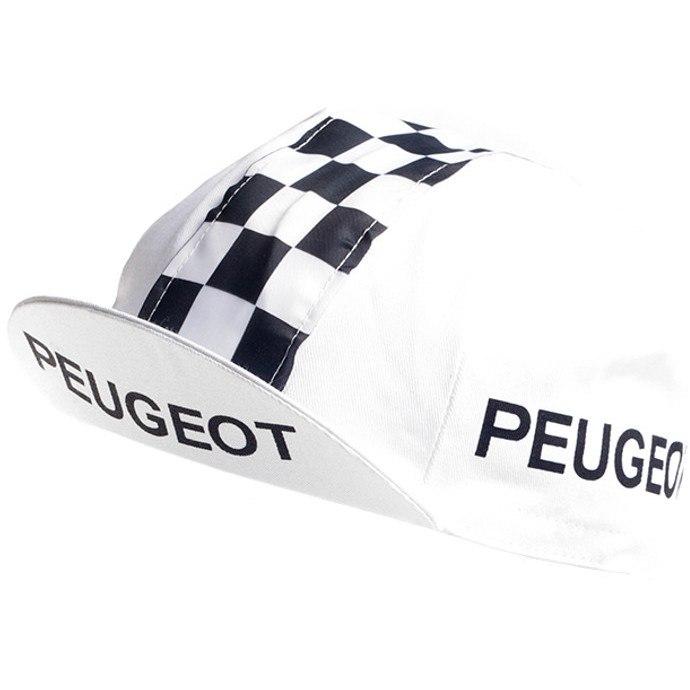 Apis Retro Style Team Cycling Cap - PEUGEOT