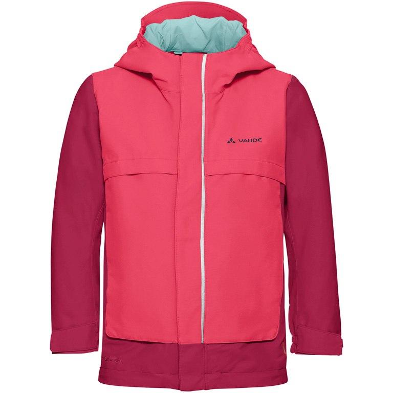 Bild von Vaude Kids Racoon Jacket V Kinderjacke - bright pink