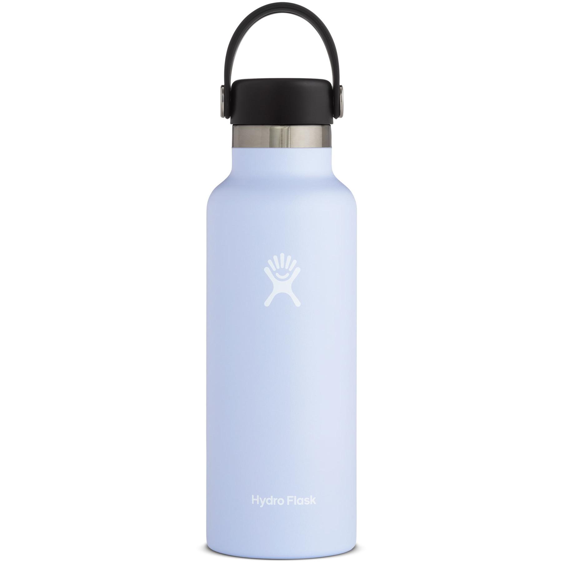 Produktbild von Hydro Flask 18 oz Standard Mouth Flex Cap Thermoflasche 532ml - Fog