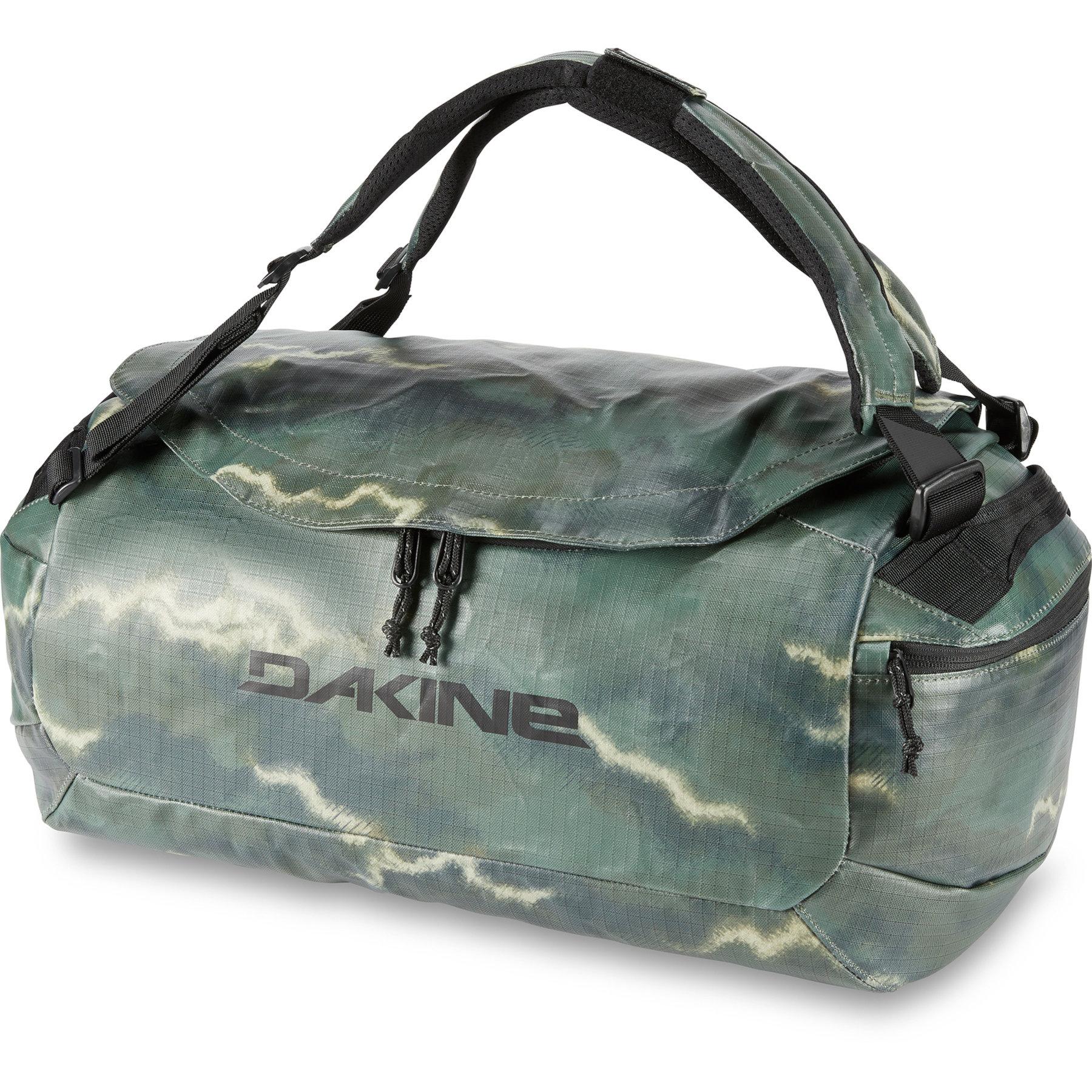 Image of Dakine Ranger Duffle 45L - Olive Ashcroft Camo