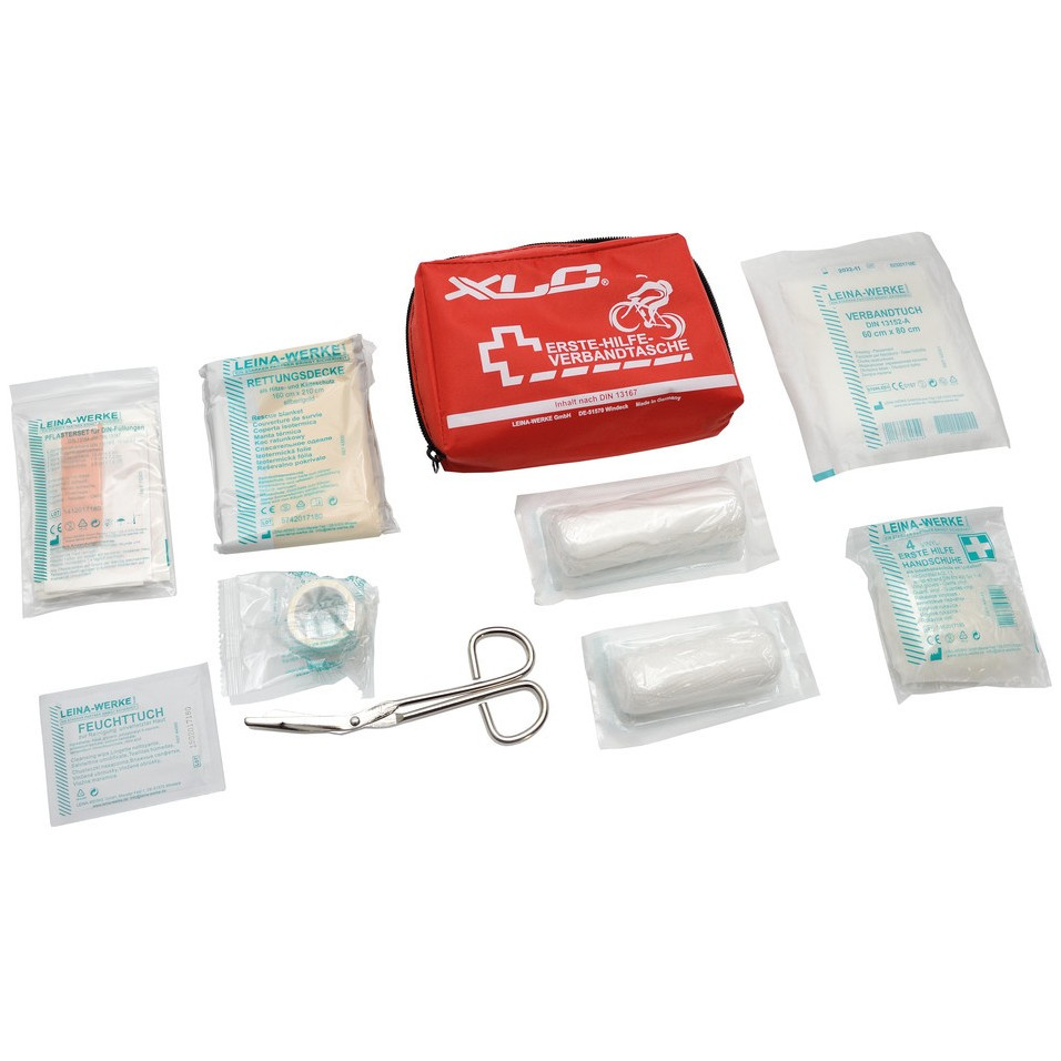 XLC Erste-Hilfe Verbandtasche - DIN 13167