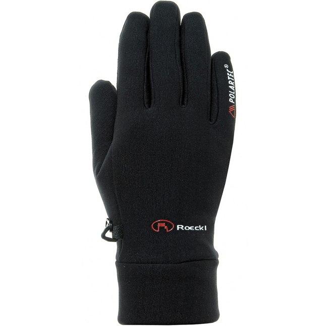 Foto de Roeckl Katla Jr. Kids Winter Gloves - black 000
