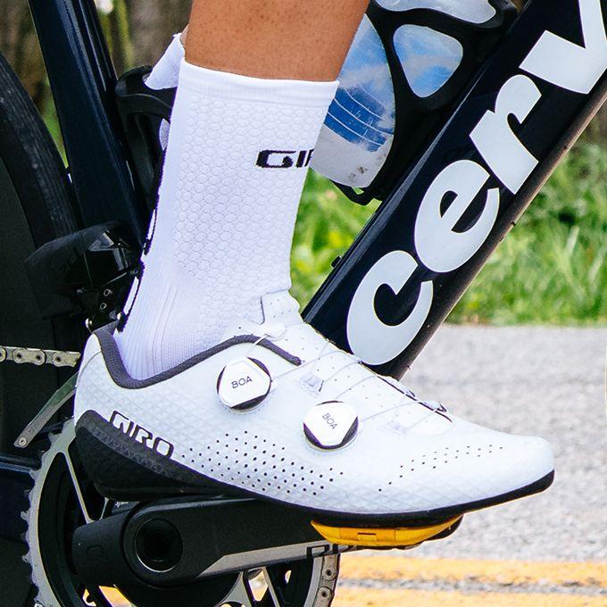 Bild von Giro Regime Rennradschuh - white