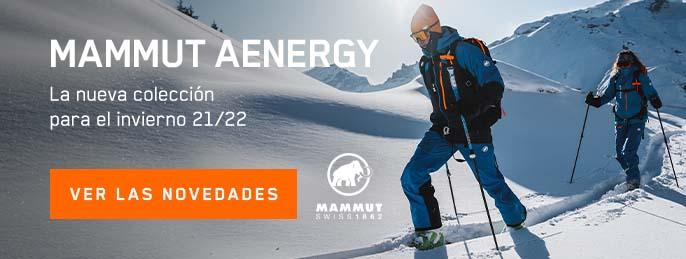 Mammut Aenergy - La nueva coleccion