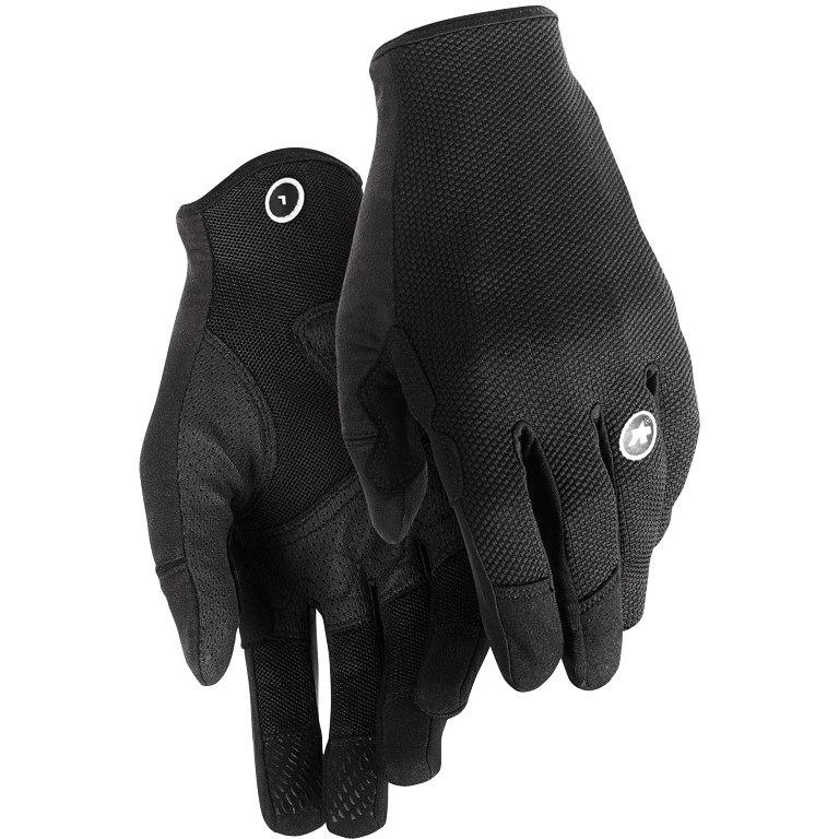 Assos TRAIL FF Gloves - blackSeries