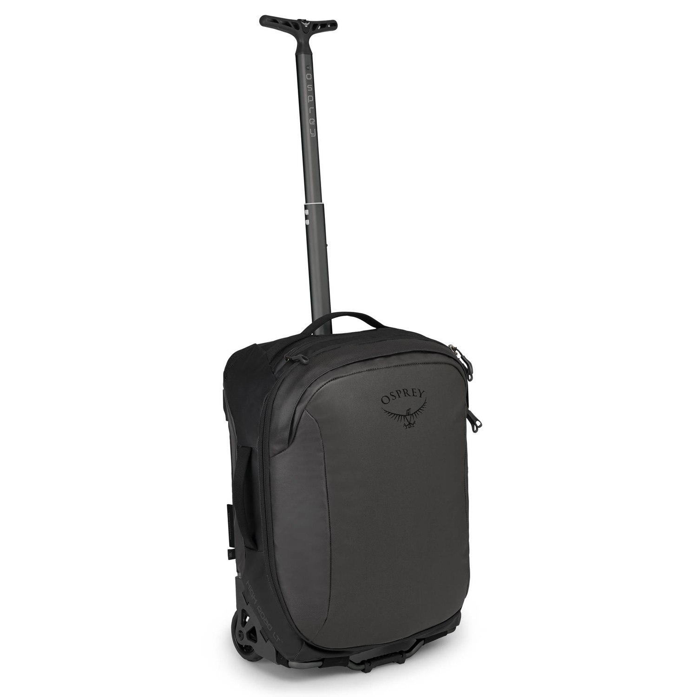Picture of Osprey Rolling Transporter Global Carry-On 33 Travel Bag - Black