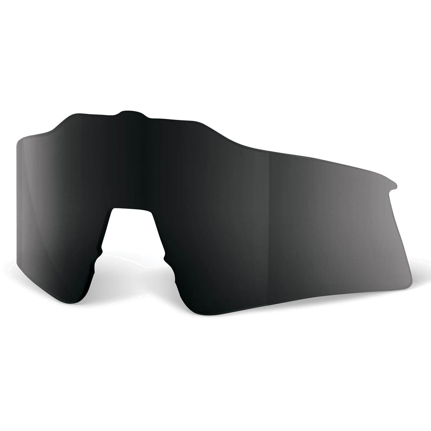 100% Speedcraft Small Lente de repuesto - Mirror - Black