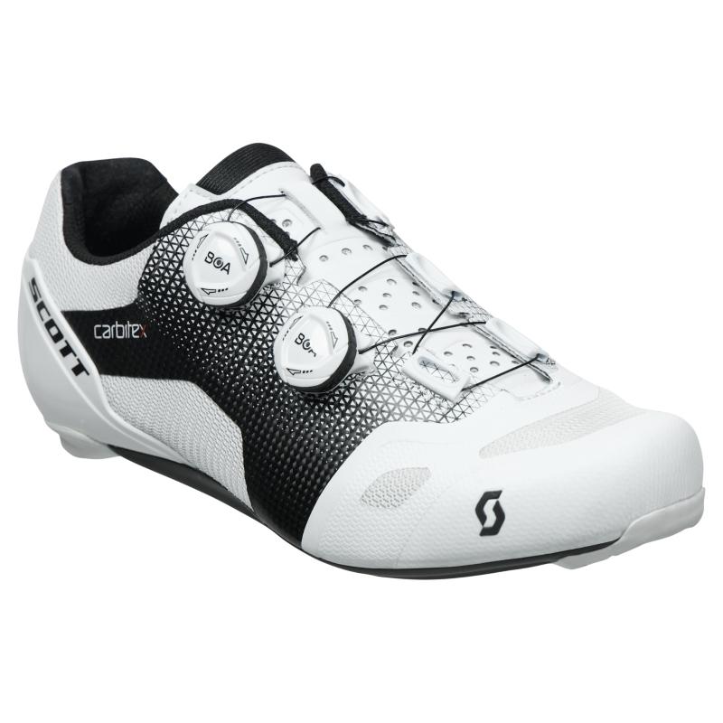 SCOTT Road RC SL Schuh - white/black