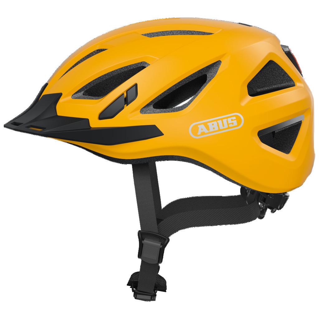 ABUS Urban-I 3.0 Casco - icon yellow
