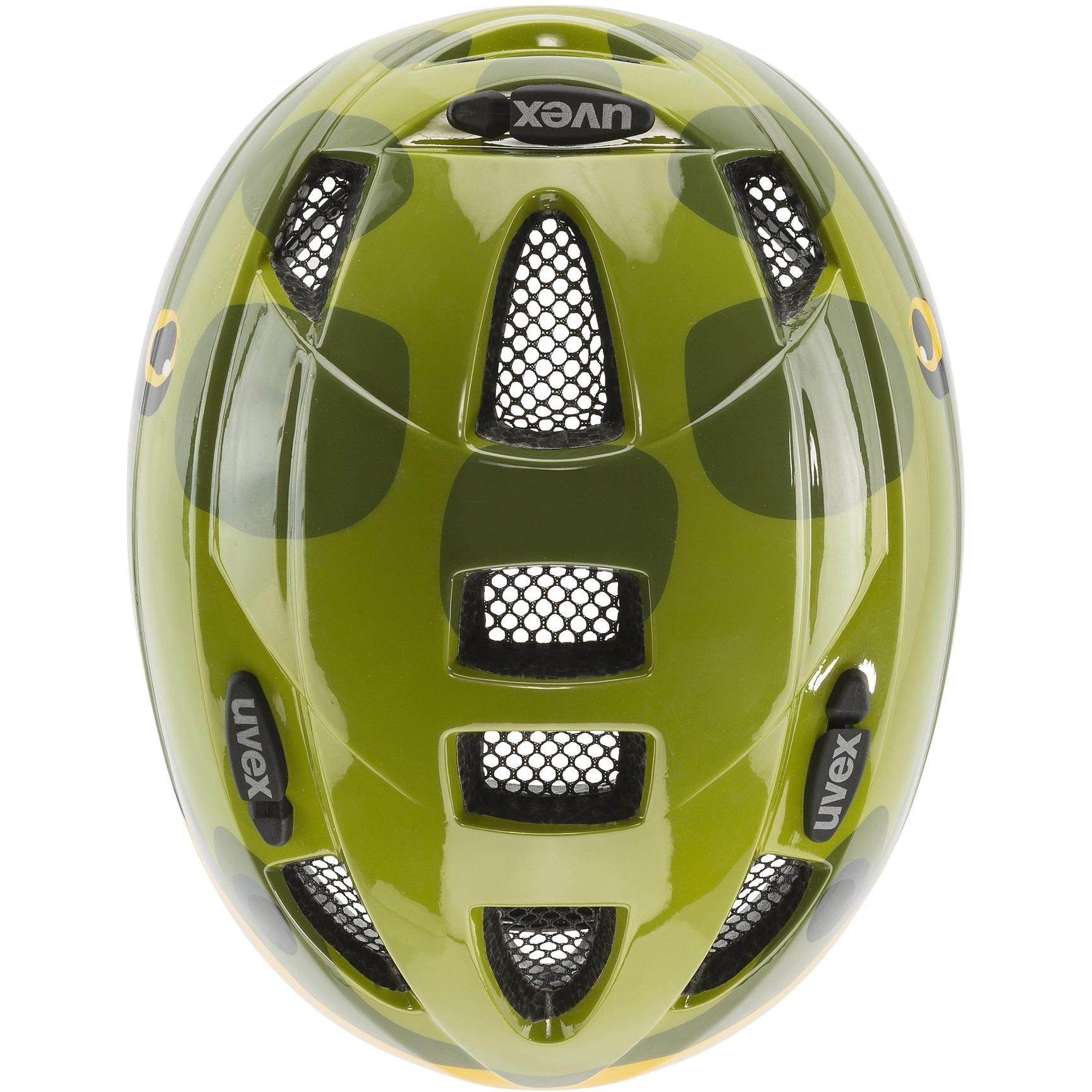 Image of Uvex kid 2 Kids Helmet - dino