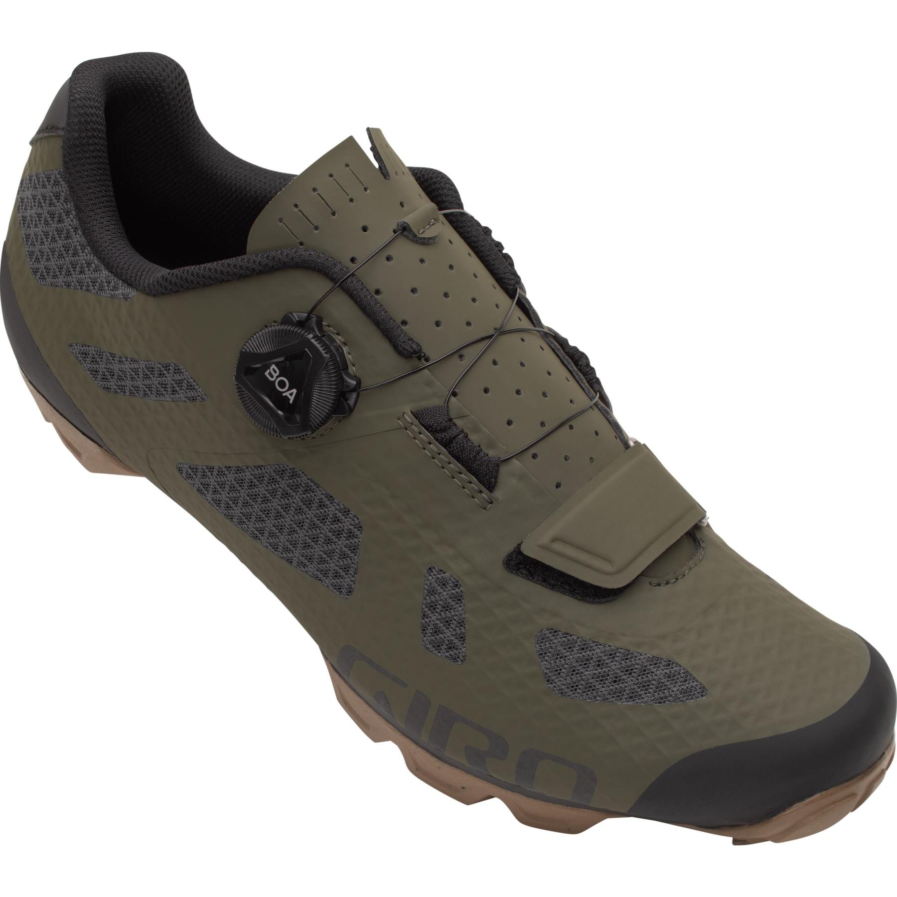 Giro Rincon MTB Schuh - olive/gum