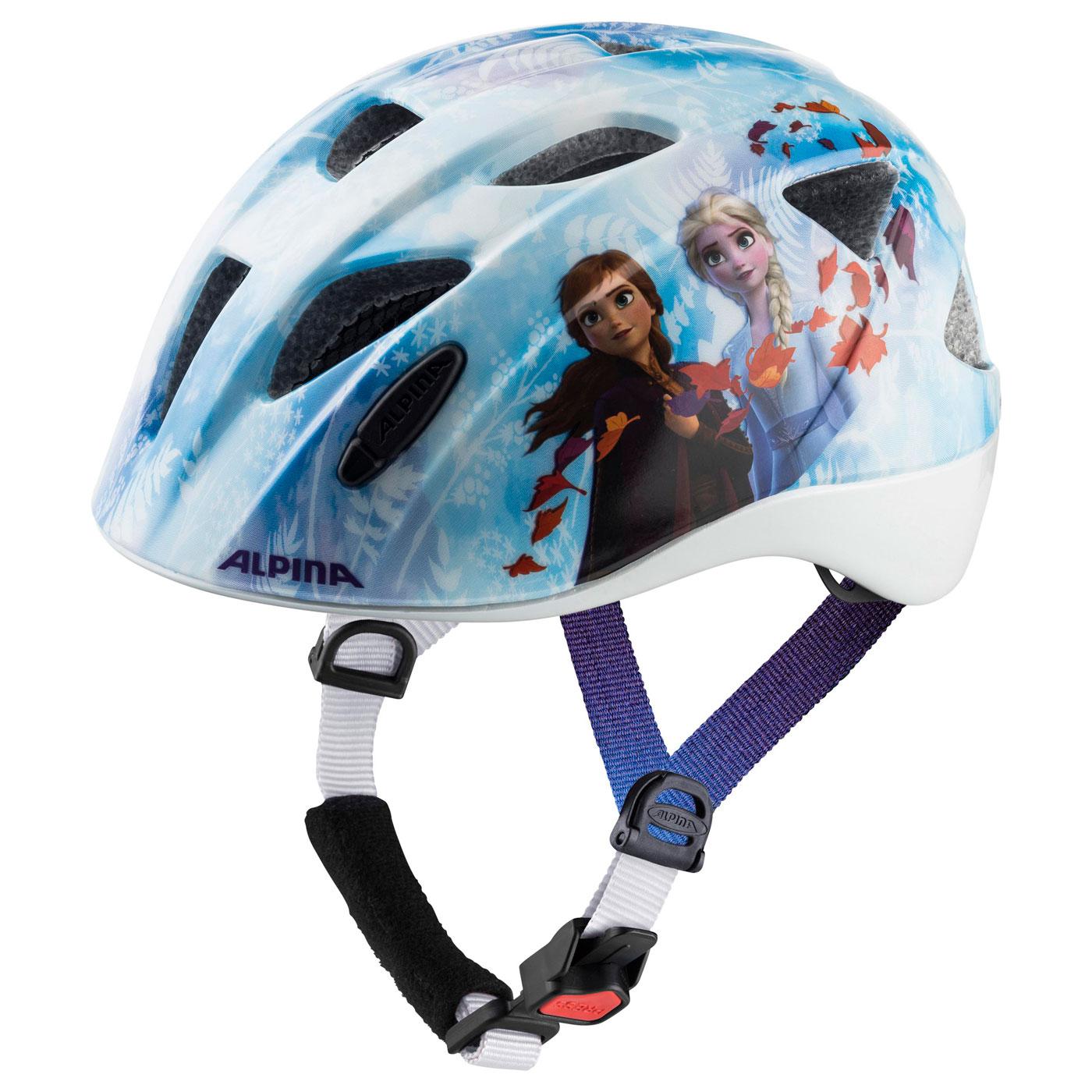 Alpina Ximo Disney Kids Helmet - Frozen II