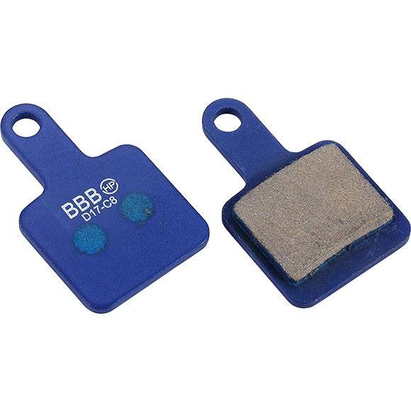 Image of BBB Cycling DiscStop BBS-77 Brake Pads for Tektro, Auriga and Suntour