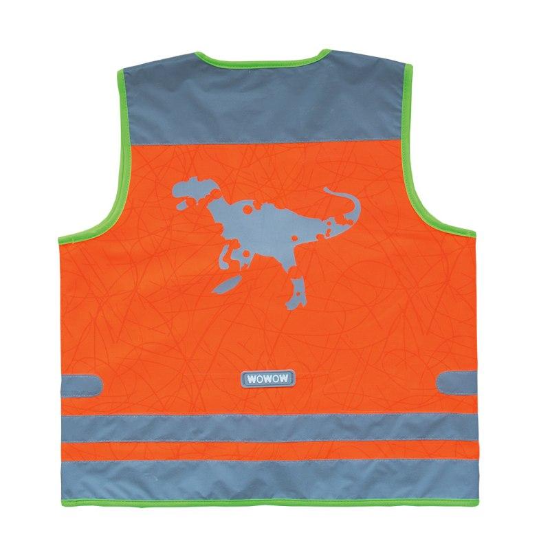 Bild von WOWOW Nutty Jacket - Sicherheitsweste für Kinder - orange
