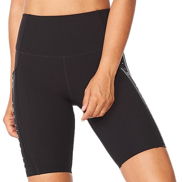 Imagen de 2XU Form Lineup Hi-Rise Bike Pantalon corto para mujer - black/black