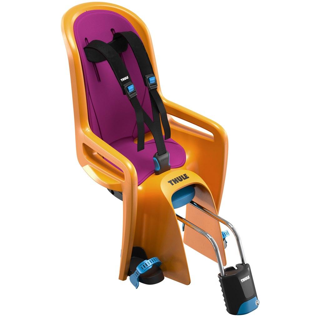 Thule RideAlong Fahrrad-Kindersitz - zinnia