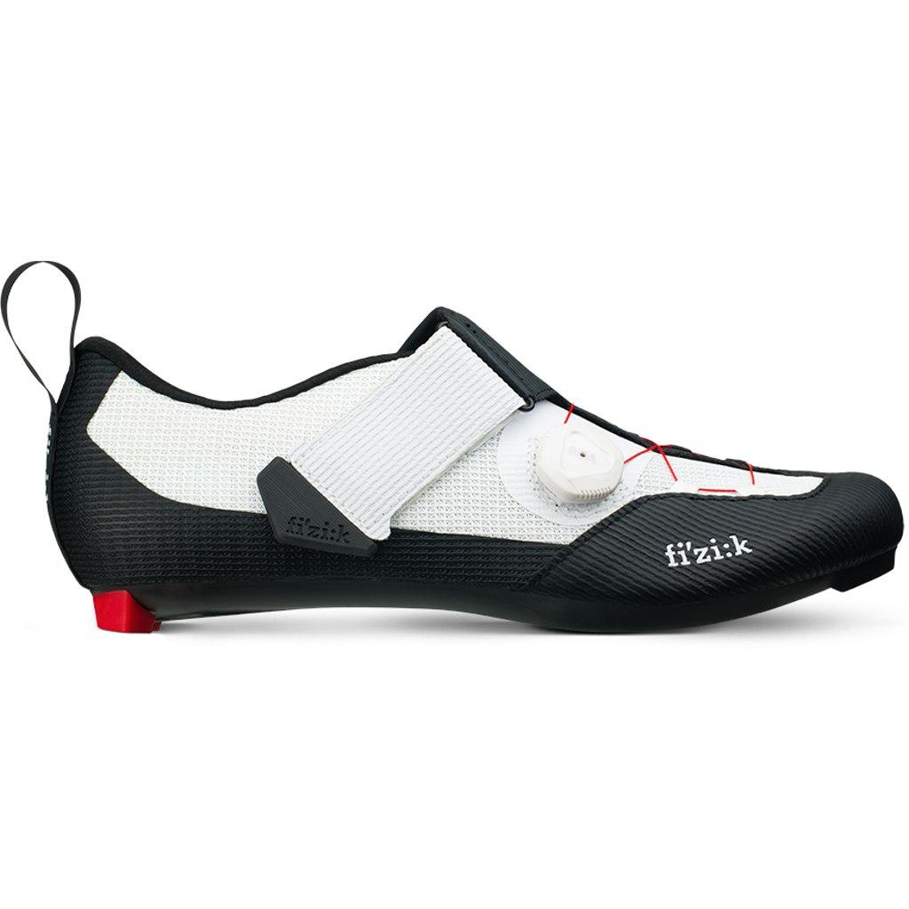 Fizik Transiro Infinito R3 Triathlon Shoe - black/white