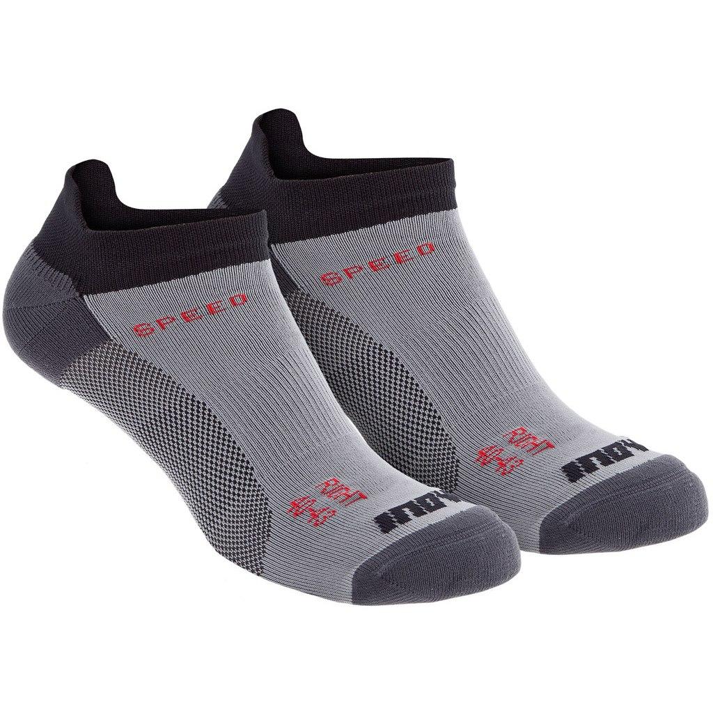 Inov-8 Speed Sock Low (2 Paar) - black