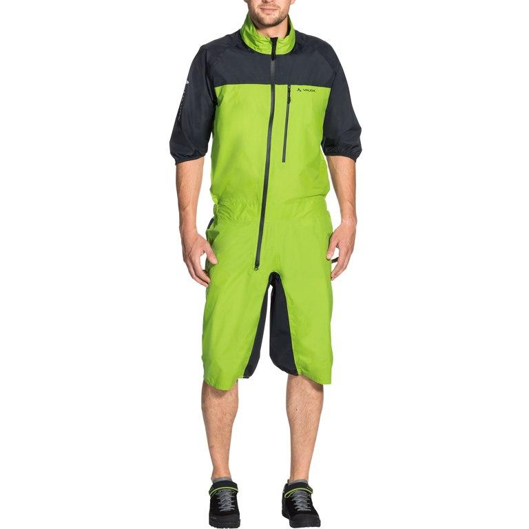 Image of Vaude Men's Moab Rain Suit - pistachio