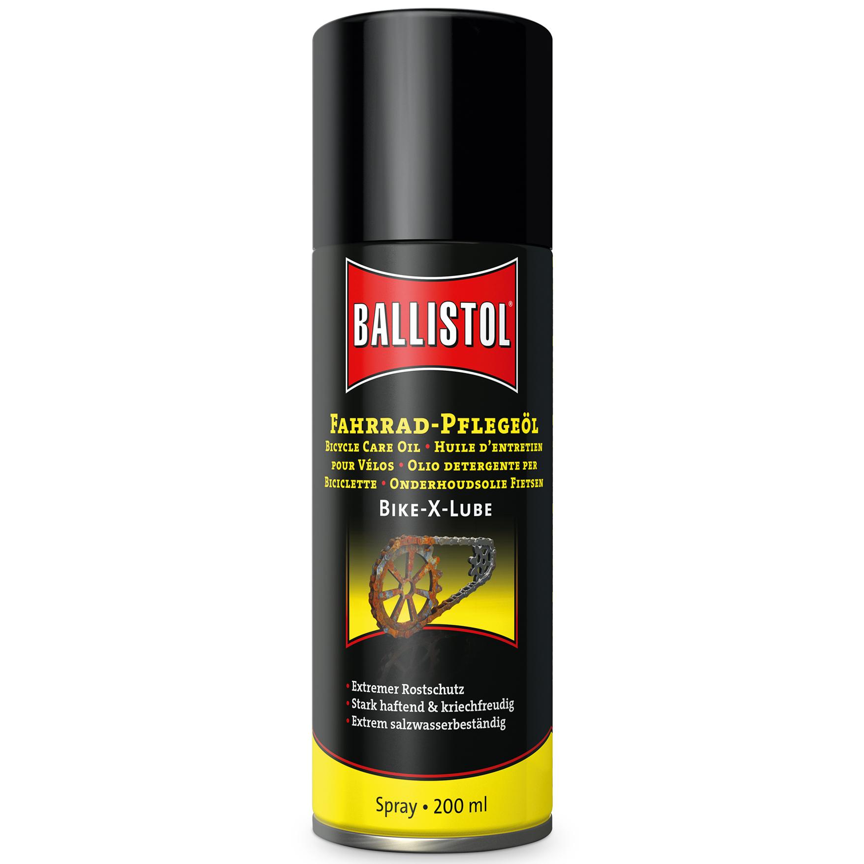 Ballistol Bike-X-Lube Bike Care Oil - Spray 200ml