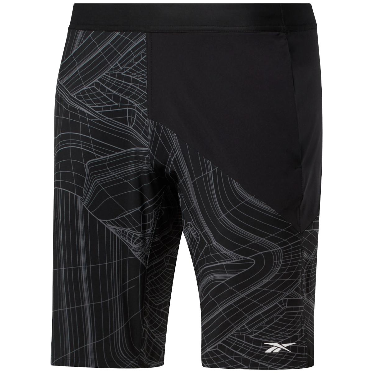 Reebok Männer Speed Shorts - black FU2905