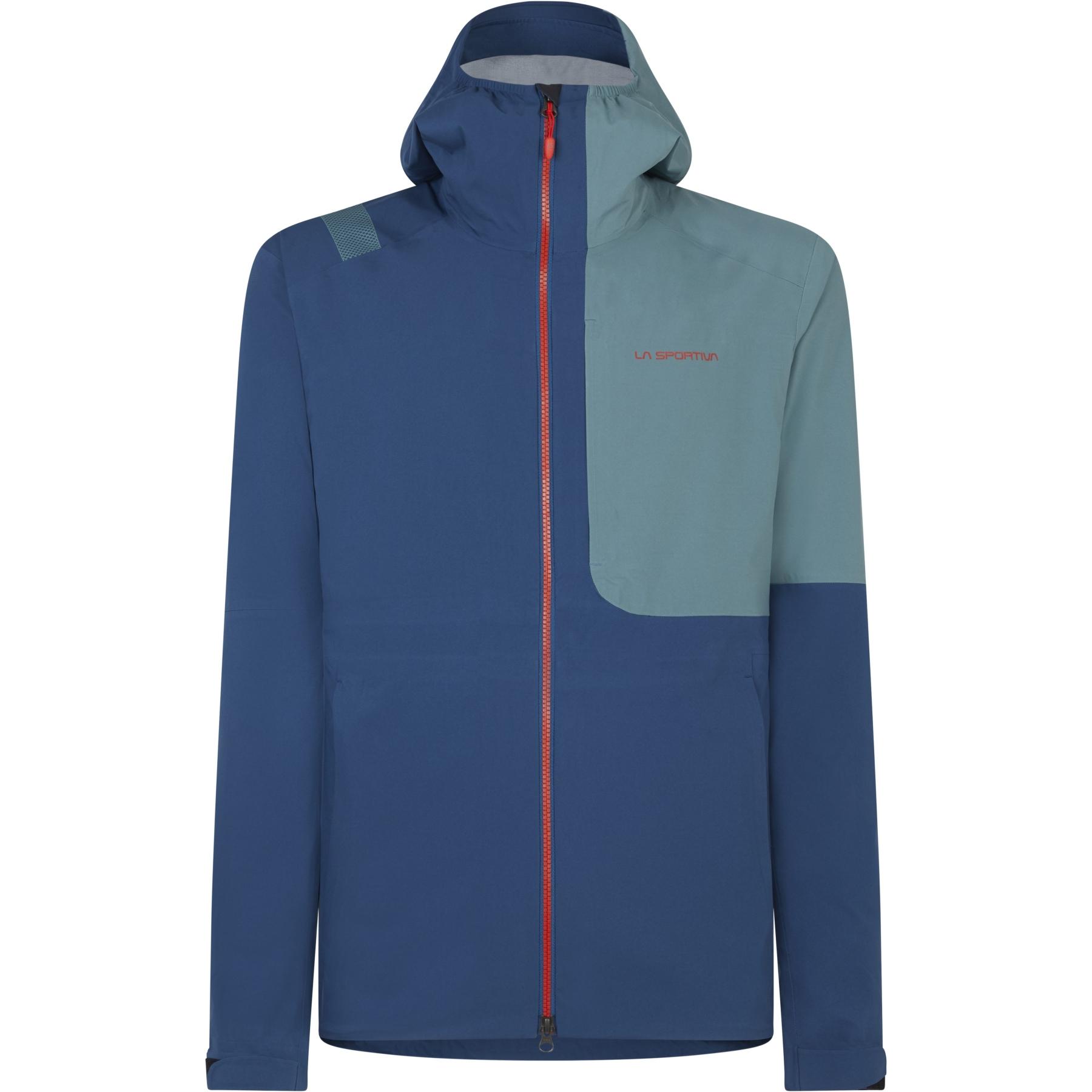 La Sportiva Crizzle Jacket - Opal/Pine