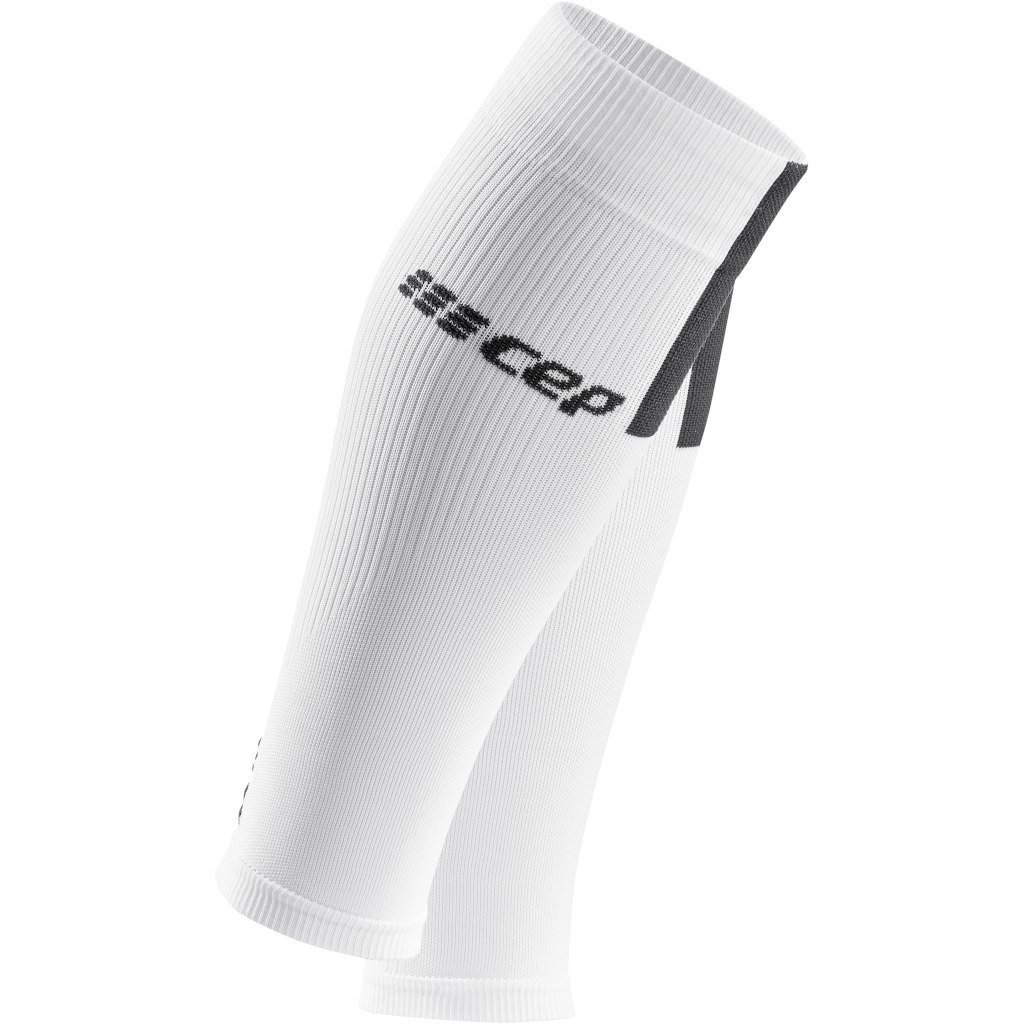 Picture of CEP Compression Calf Sleeves 3.0 - white/dark grey