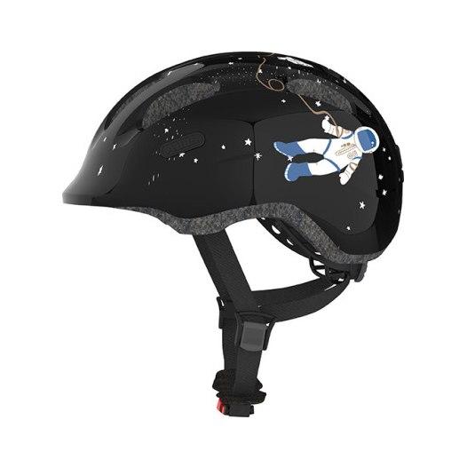 ABUS Smiley 2.0 Kids Helmet - black space