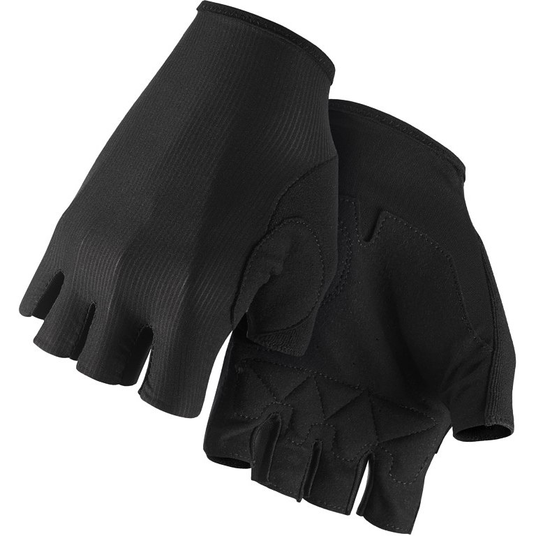 Assos EQUIPE RS Aero SF Gloves - blackSeries