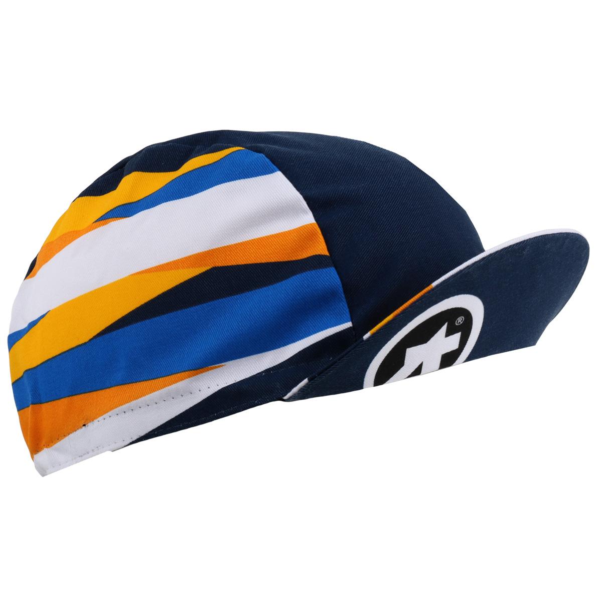 Image of Assos x BIKE24 Edition Cycling Cap PCR.1 - blue