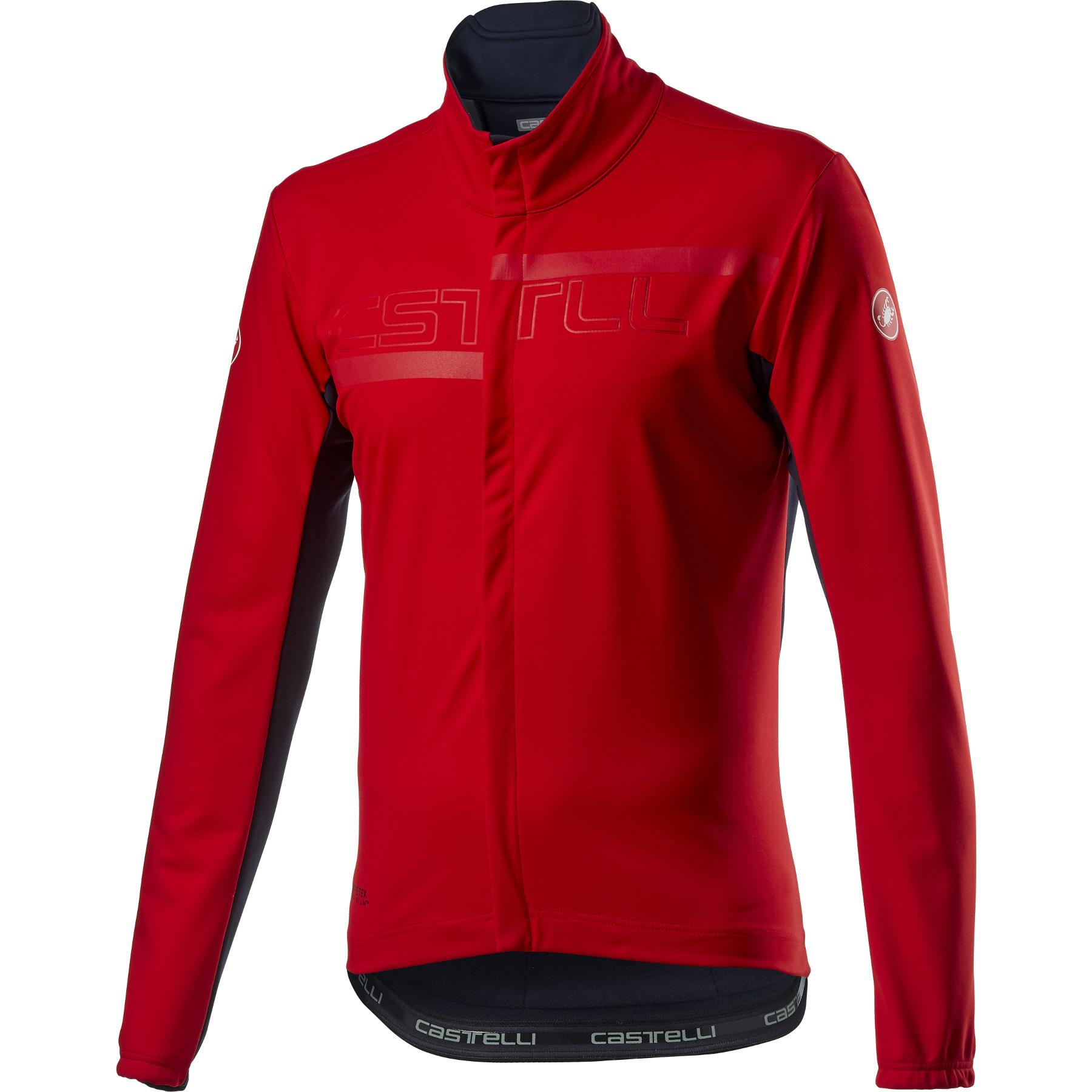 Castelli Transition 2 Jacket - red 023