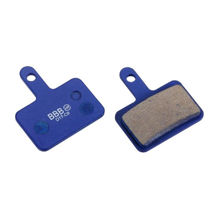 BBB Cycling DiscStop BBS-53 Brake Pads for Shimano and Tektro