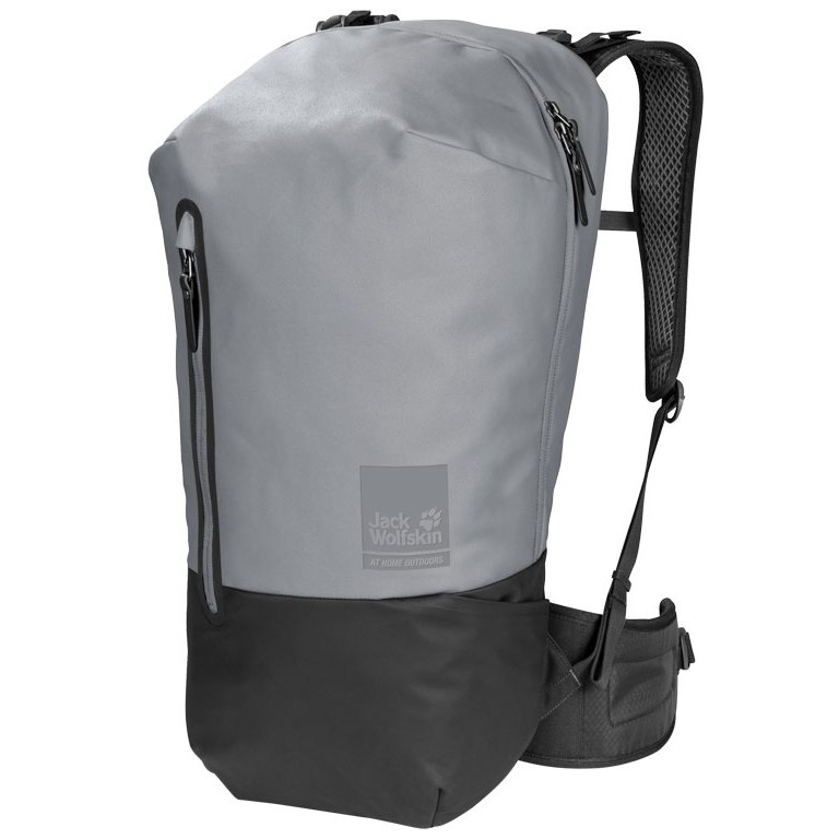 Jack Wolfskin 365 Getaway 26 Pack Rucksack - alloy