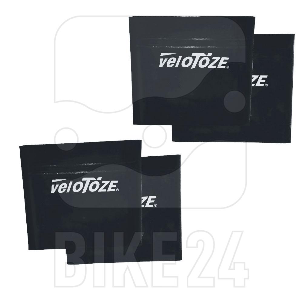 veloToze Waterproof Cuff - black
