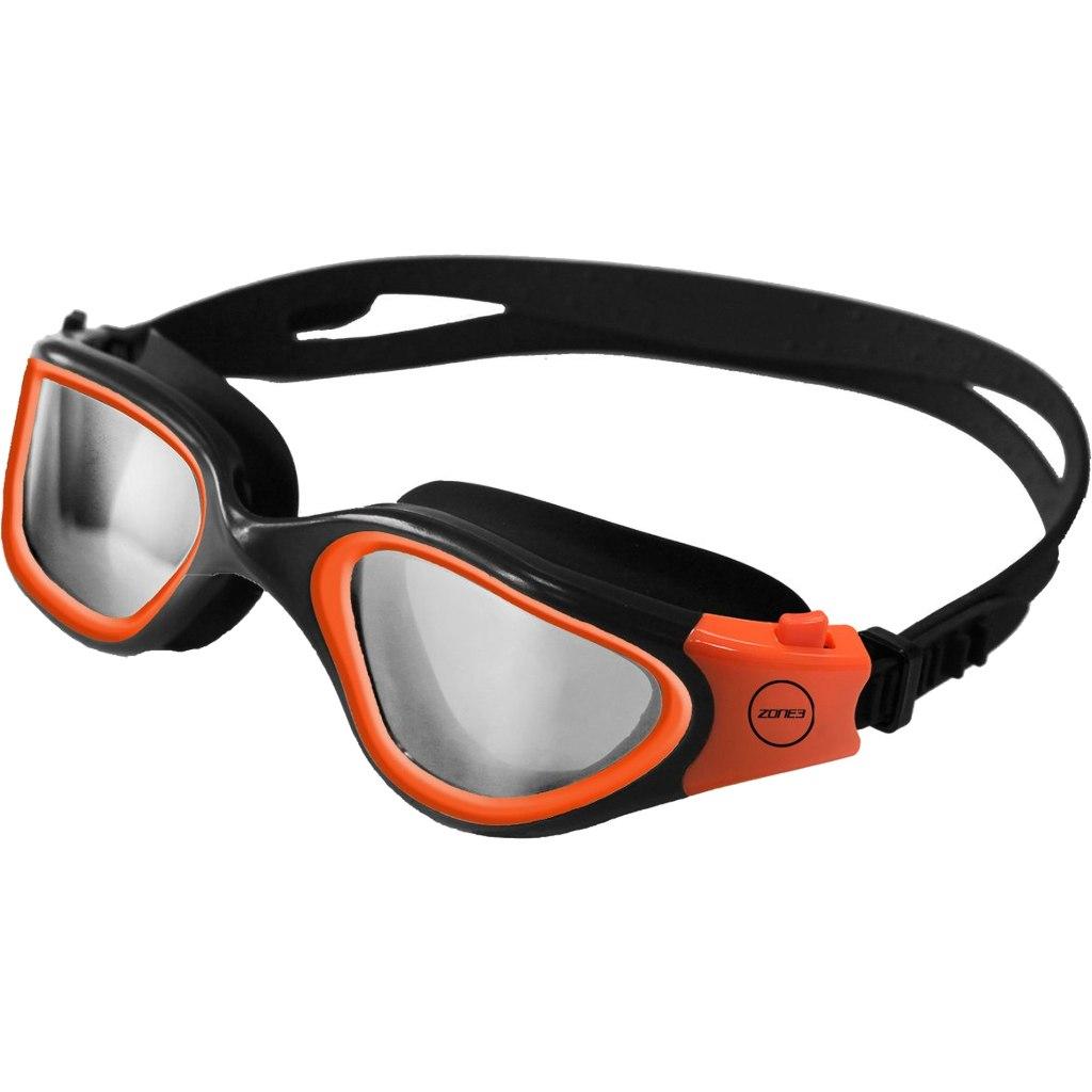 Zone3 Vapour Goggles - Photochromatic - black/hi-vis orange